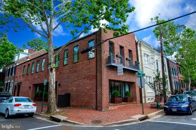 314 Queen Street, ALEXANDRIA, VA 22314 (#VAAX247644) :: Fairfax Realty of Tysons