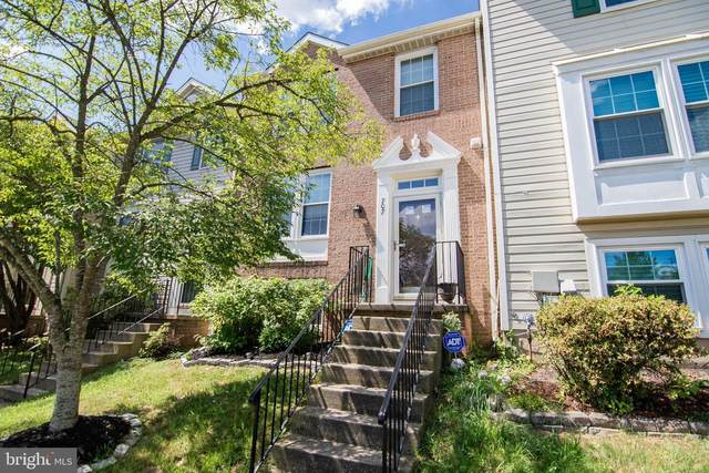 707 Quiet Pond Court, ODENTON, MD 21113 (#MDAA437916) :: Radiant Home Group
