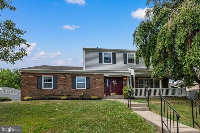 614 Warwick Road, FAIRLESS HILLS, PA 19030 (#PABU499618) :: Certificate Homes
