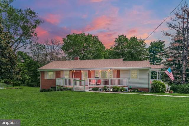 6417 Pavilion Street, WARRENTON, VA 20187 (#VAFQ166042) :: Larson Fine Properties