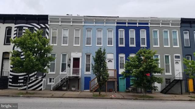 2541 N Howard Street, BALTIMORE, MD 21218 (#MDBA514358) :: The MD Home Team