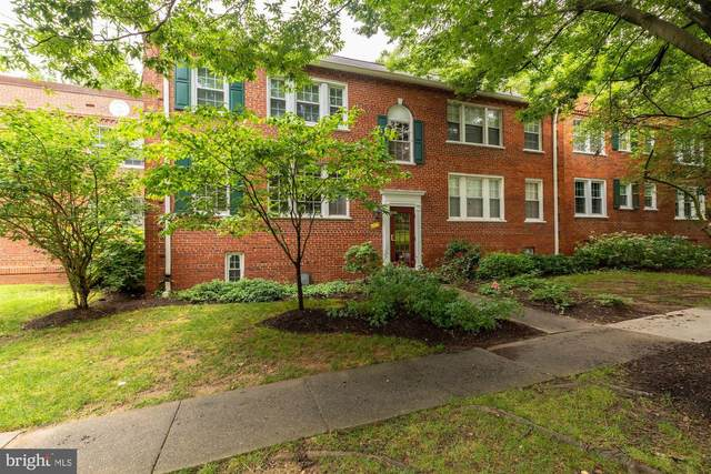 1913 N Rhodes Street #17, ARLINGTON, VA 22201 (#VAAR164754) :: Debbie Dogrul Associates - Long and Foster Real Estate