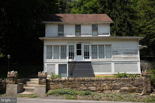 540 Walnut Street, CASSVILLE, PA 16623 (#PAHU101572) :: The Joy Daniels Real Estate Group