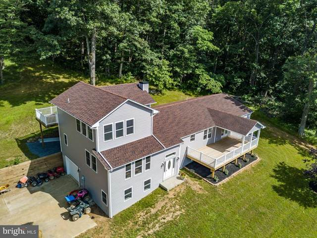 2235 Buck Mountain, BENTONVILLE, VA 22610 (#VAWR140602) :: Debbie Dogrul Associates - Long and Foster Real Estate