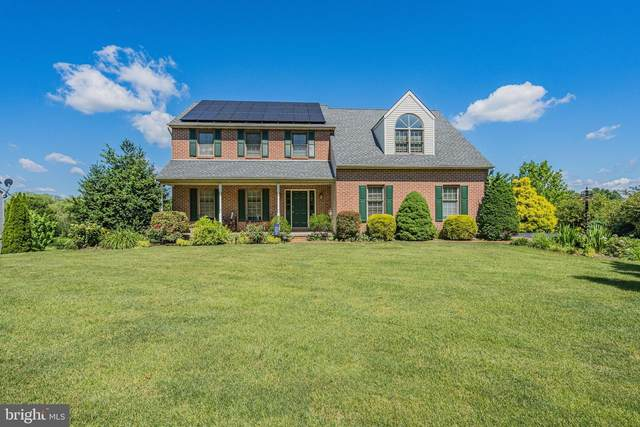 367 Carter Moir Drive, LANCASTER, PA 17601 (#PALA165220) :: The Heather Neidlinger Team With Berkshire Hathaway HomeServices Homesale Realty