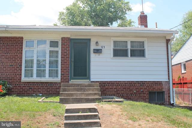 121 S Jenkins Street, ALEXANDRIA, VA 22304 (#VAAX247658) :: Revol Real Estate