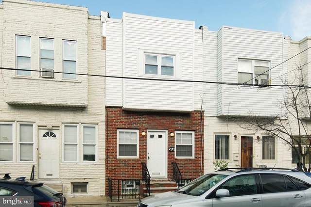 2147 S Lambert Street, PHILADELPHIA, PA 19145 (#PAPH907222) :: Shamrock Realty Group, Inc