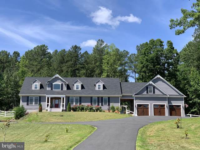 800 Lake Forest Drive, MINERAL, VA 23117 (#VALA121424) :: Pearson Smith Realty