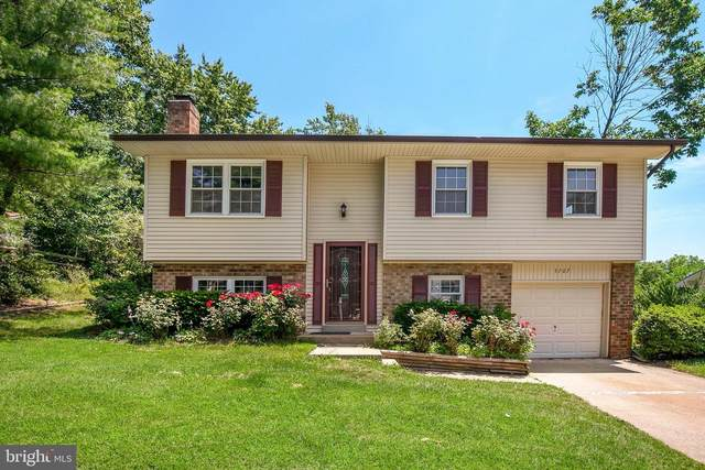 5707 Oak Green Way, BURKE, VA 22015 (#VAFX1136552) :: The MD Home Team