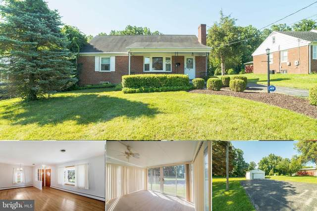 47 Ritters Lane, OWINGS MILLS, MD 21117 (#MDBC497750) :: Pearson Smith Realty