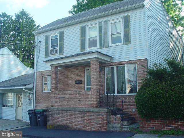 236 N Center Street, FRACKVILLE, PA 17931 (#PASK131154) :: ExecuHome Realty