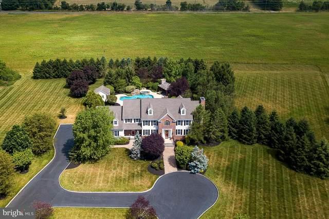 6 Benson Lane, SKILLMAN, NJ 08558 (#NJME297354) :: Jason Freeby Group at Keller Williams Real Estate