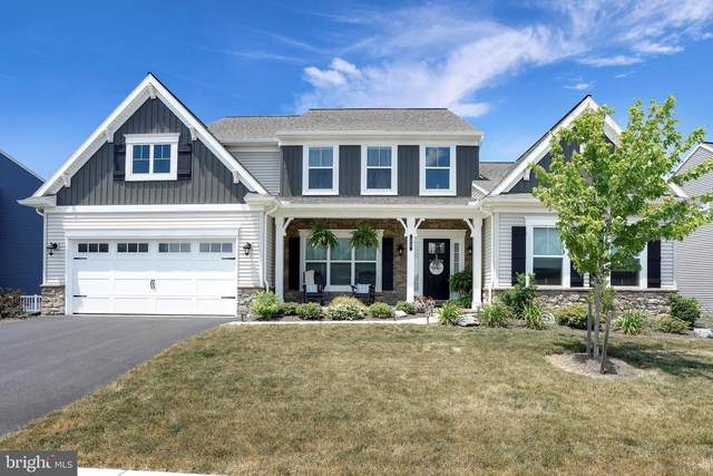 22 Blue Jay Way, ANNVILLE, PA 17003 (#PALN114360) :: John Smith Real Estate Group