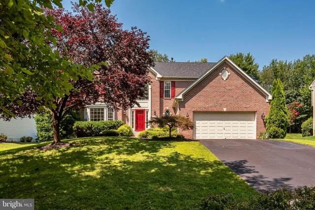 11232 Chaucers Ridge Court, LAUREL, MD 20723 (#MDHW281266) :: Premier Property Group