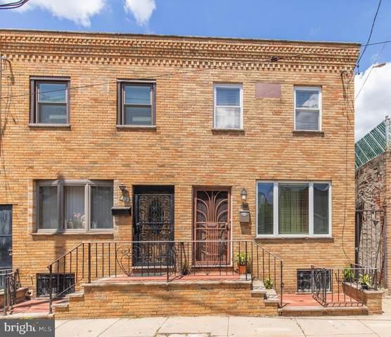 901 Dudley Street, PHILADELPHIA, PA 19148 (#PAPH907438) :: Shamrock Realty Group, Inc