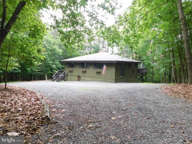 208 Pathfinder Lane, HEDGESVILLE, WV 25427 (#WVBE178058) :: Pearson Smith Realty