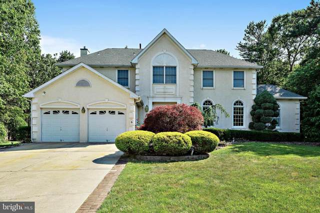 6 Star Splitter Court, VOORHEES, NJ 08043 (#NJCD396340) :: Holloway Real Estate Group