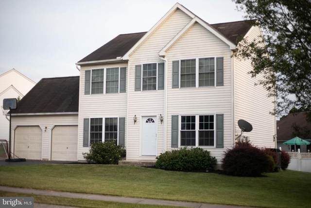 108 Cedar Drive, DOVER, PA 17315 (#PAYK140112) :: Iron Valley Real Estate