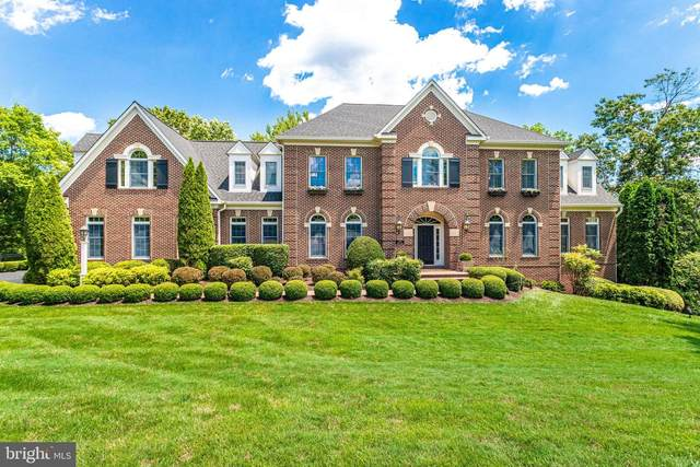 9900 Hessick Court, GREAT FALLS, VA 22066 (#VAFX1136684) :: Debbie Dogrul Associates - Long and Foster Real Estate