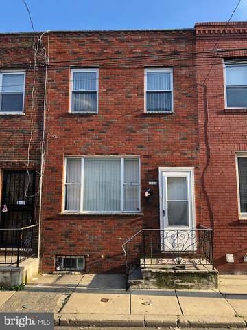 1012 Cantrell Street, PHILADELPHIA, PA 19148 (#PAPH907498) :: Larson Fine Properties