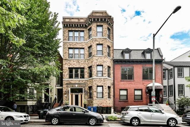 1215 10TH Street NW #31, WASHINGTON, DC 20001 (#DCDC474172) :: Lucido Agency of Keller Williams