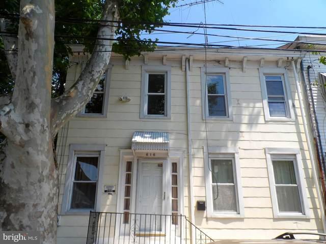 616 Anderson Street, TRENTON, NJ 08611 (MLS #NJME297392) :: The Dekanski Home Selling Team