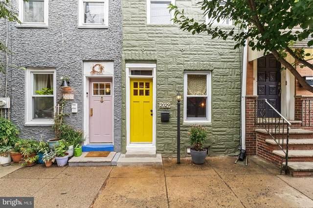 2029 E Dauphin Street, PHILADELPHIA, PA 19125 (#PAPH907560) :: LoCoMusings