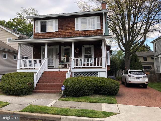 13 W Del Ray Avenue, ALEXANDRIA, VA 22301 (#VAAX247690) :: The Bob & Ronna Group