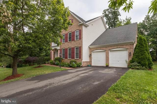 2311 Chestnut Hill Avenue, FALLS CHURCH, VA 22043 (#VAFX1136754) :: Arlington Realty, Inc.