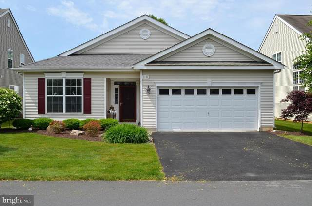 1948 Alexander Drive I-31, MACUNGIE, PA 18062 (#PALH114324) :: ExecuHome Realty