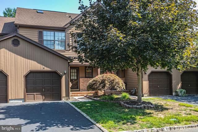 8 Cliveden Court, LAWRENCE TOWNSHIP, NJ 08648 (MLS #NJME297400) :: Kiliszek Real Estate Experts