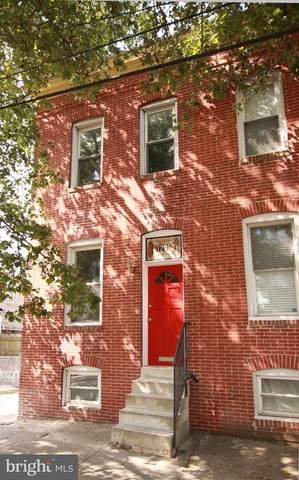 1201 W Ostend Street, BALTIMORE, MD 21230 (#MDBA514496) :: Great Falls Great Homes