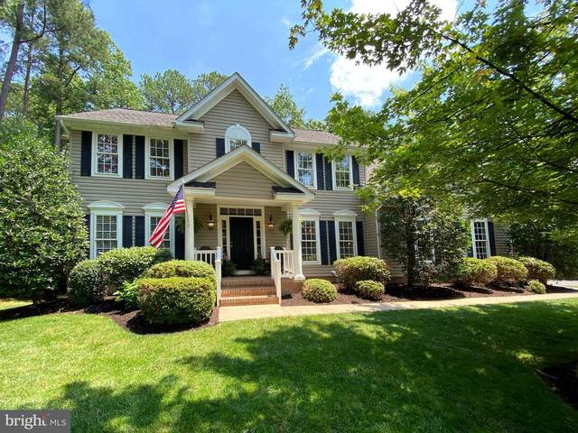 11828 Fawn Lake Parkway, SPOTSYLVANIA, VA 22551 (#VASP222944) :: Network Realty Group
