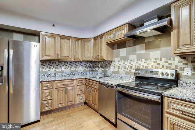 3713 S George Mason Drive # 513 WEST, FALLS CHURCH, VA 22041 (#VAFX1136766) :: Crossman & Co. Real Estate