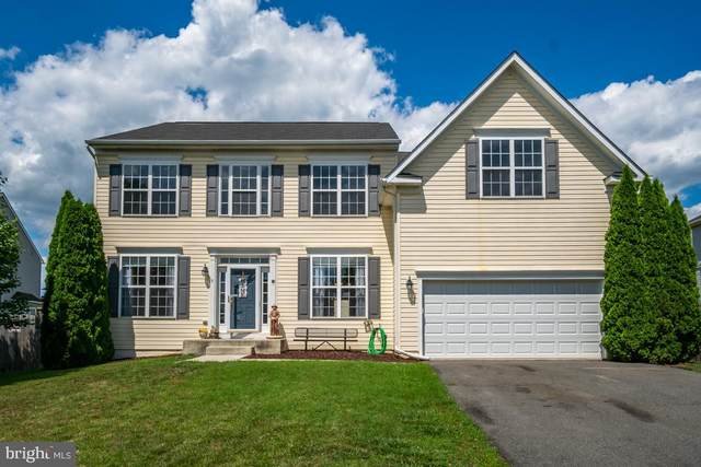 8 Turner Court, BERRYVILLE, VA 22611 (#VACL111548) :: Pearson Smith Realty
