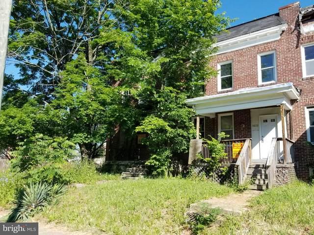 3622 W Garrison Avenue, BALTIMORE, MD 21215 (#MDBA514504) :: LoCoMusings