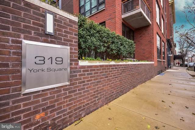 317-319 Vine Street #504, PHILADELPHIA, PA 19106 (#PAPH907644) :: Larson Fine Properties