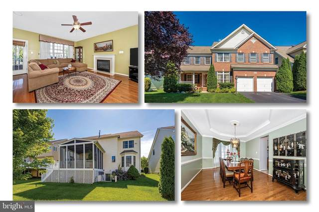 3948 Braveheart Circle, FREDERICK, MD 21704 (#MDFR266340) :: Colgan Real Estate