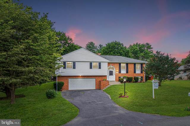 3713 Mount Olney Lane, OLNEY, MD 20832 (#MDMC713252) :: The Licata Group/Keller Williams Realty