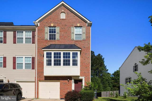 251 Woodstream Boulevard, STAFFORD, VA 22556 (#VAST223220) :: AJ Team Realty