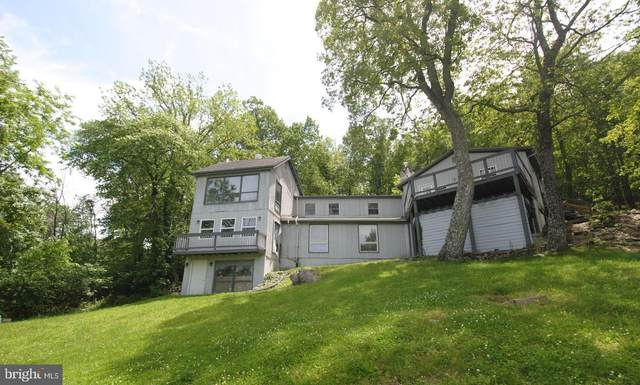1550 Drummer Hill Road, FRONT ROYAL, VA 22630 (#VAWR140618) :: Corner House Realty