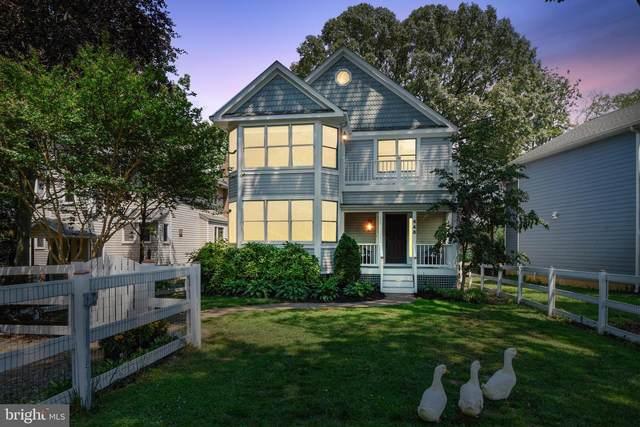 448 Forest Beach Road, ANNAPOLIS, MD 21409 (#MDAA438110) :: ExecuHome Realty