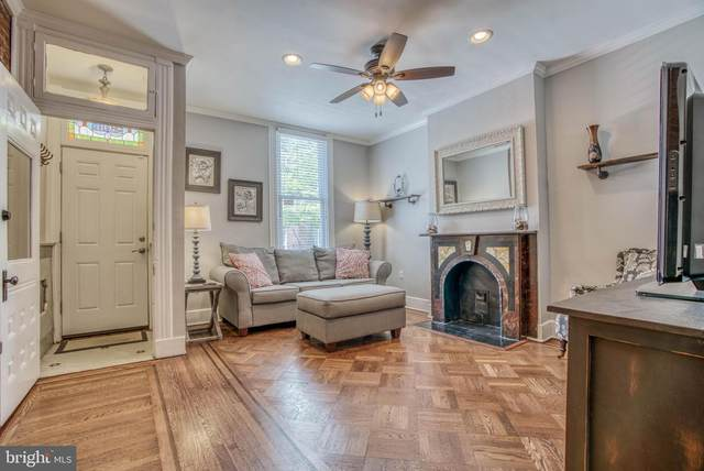3011 O'donnell Street, BALTIMORE, MD 21224 (#MDBA514548) :: Larson Fine Properties