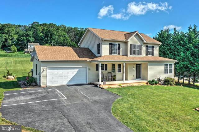 2786 Myers Road, SEVEN VALLEYS, PA 17360 (#PAYK140174) :: Larson Fine Properties