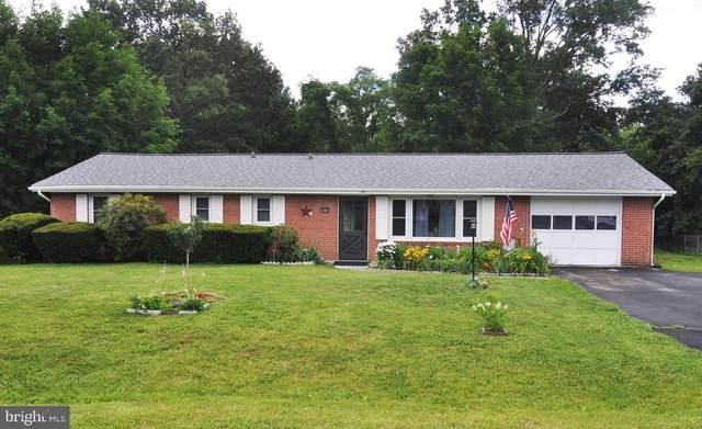 232 Fredericktowne Drive, STEPHENS CITY, VA 22655 (#VAFV158224) :: Radiant Home Group