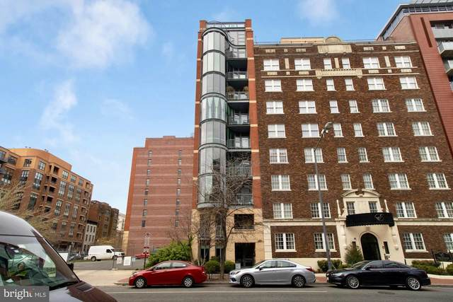 1117 10TH Street NW W-10, WASHINGTON, DC 20001 (#DCDC474278) :: SURE Sales Group