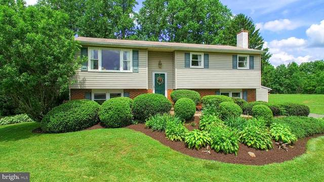 2015 Adams Road, EAST GREENVILLE, PA 18041 (#PAMC653602) :: John Smith Real Estate Group