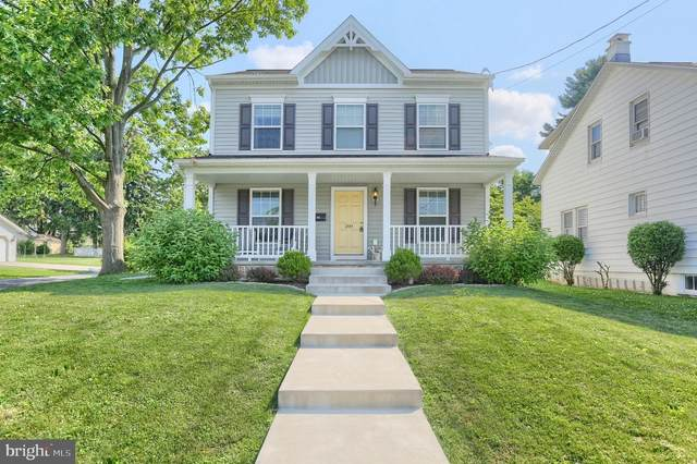 209 S 18TH Street, CAMP HILL, PA 17011 (#PACB124888) :: Iron Valley Real Estate