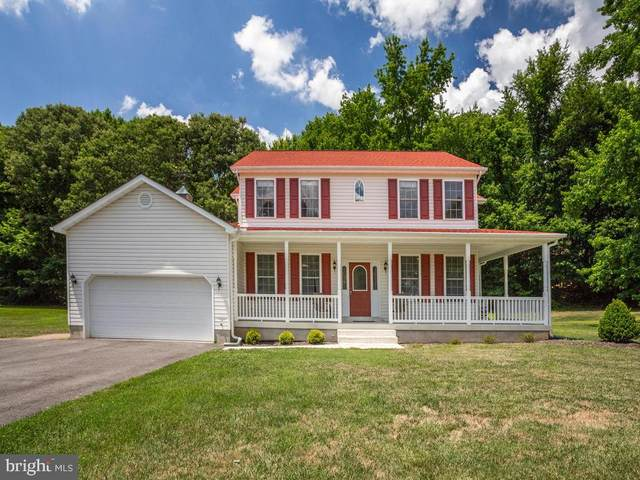4005 Todd Drive, PRINCE FREDERICK, MD 20678 (#MDCA177092) :: Shamrock Realty Group, Inc