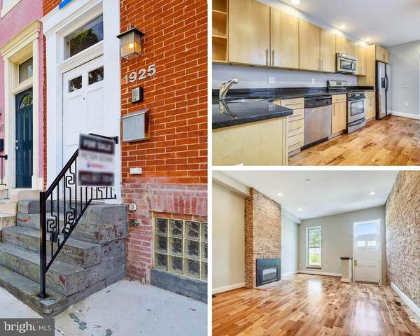 1925 E Baltimore Street, BALTIMORE, MD 21231 (#MDBA514588) :: The Miller Team